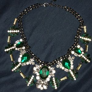 Zara Statement Necklace.